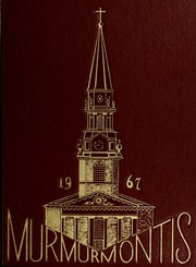 1967 Edition, West Virginia Wesleyan College - Murmurmontis Yearbook (Buckhannon, WV)