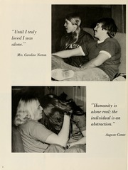Page 10, 1974 Edition, West Virginia Wesleyan College - Murmurmontis Yearbook (Buckhannon, WV) online yearbook collection