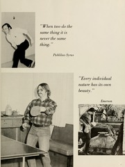 Page 11, 1974 Edition, West Virginia Wesleyan College - Murmurmontis Yearbook (Buckhannon, WV) online yearbook collection