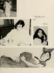 Page 15, 1974 Edition, West Virginia Wesleyan College - Murmurmontis Yearbook (Buckhannon, WV) online yearbook collection