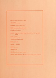 Page 3, 1974 Edition, West Virginia Wesleyan College - Murmurmontis Yearbook (Buckhannon, WV) online yearbook collection