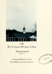 Page 5, 1982 Edition, West Virginia Wesleyan College - Murmurmontis Yearbook (Buckhannon, WV) online yearbook collection