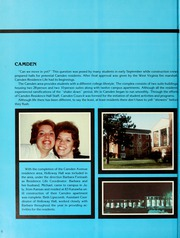 Page 10, 1983 Edition, West Virginia Wesleyan College - Murmurmontis Yearbook (Buckhannon, WV) online yearbook collection