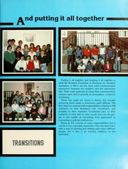 Page 11, 1983 Edition, West Virginia Wesleyan College - Murmurmontis Yearbook (Buckhannon, WV) online yearbook collection
