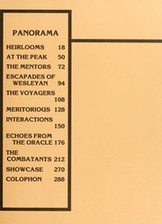 Page 3, 1983 Edition, West Virginia Wesleyan College - Murmurmontis Yearbook (Buckhannon, WV) online yearbook collection
