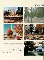 Page 16, 1986 Edition, West Virginia Wesleyan College - Murmurmontis Yearbook (Buckhannon, WV) online yearbook collection