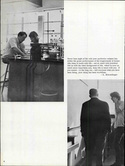 Page 12, 1971 Edition, Harvey Mudd College - Spectrum Yearbook (Claremont, CA) online yearbook collection