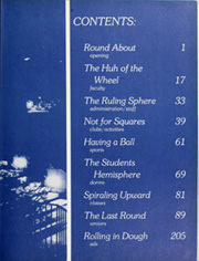 Page 3, 1983 Edition, Harvey Mudd College - Spectrum Yearbook (Claremont, CA) online yearbook collection