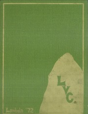 1972 Edition, University of La Verne - Lambda Yearbook (La Verne, CA)