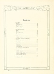 Page 12, 1920 Edition, Goshen College - Maple Leaf Yearbook (Goshen, IN) online yearbook collection
