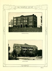Page 17, 1920 Edition, Goshen College - Maple Leaf Yearbook (Goshen, IN) online yearbook collection