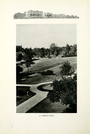 Page 14, 1925 Edition, Goshen College - Maple Leaf Yearbook (Goshen, IN) online yearbook collection