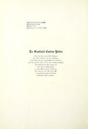 Page 8, 1925 Edition, Goshen College - Maple Leaf Yearbook (Goshen, IN) online yearbook collection