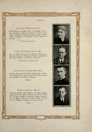 Page 17, 1926 Edition, Goshen College - Maple Leaf Yearbook (Goshen, IN) online yearbook collection