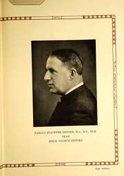 Page 17, 1935 Edition, Goshen College - Maple Leaf Yearbook (Goshen, IN) online yearbook collection