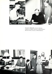 Page 13, 1954 Edition, Goshen College - Maple Leaf Yearbook (Goshen, IN) online yearbook collection