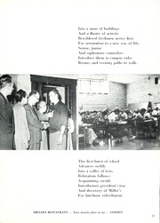 Page 17, 1954 Edition, Goshen College - Maple Leaf Yearbook (Goshen, IN) online yearbook collection