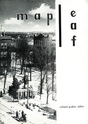 Page 7, 1954 Edition, Goshen College - Maple Leaf Yearbook (Goshen, IN) online yearbook collection