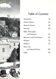 Page 8, 1954 Edition, Goshen College - Maple Leaf Yearbook (Goshen, IN) online yearbook collection