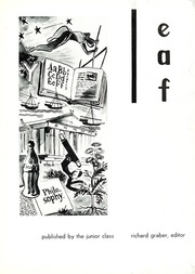 Page 9, 1954 Edition, Goshen College - Maple Leaf Yearbook (Goshen, IN) online yearbook collection