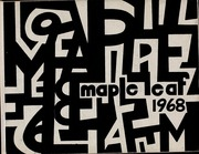 Page 1, 1968 Edition, Goshen College - Maple Leaf Yearbook (Goshen, IN) online yearbook collection