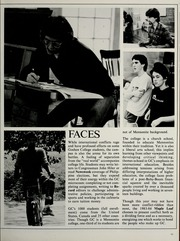 Page 17, 1984 Edition, Goshen College - Maple Leaf Yearbook (Goshen, IN) online yearbook collection