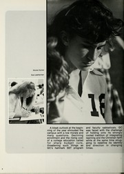 Page 10, 1986 Edition, Goshen College - Maple Leaf Yearbook (Goshen, IN) online yearbook collection