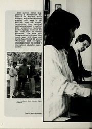 Page 12, 1986 Edition, Goshen College - Maple Leaf Yearbook (Goshen, IN) online yearbook collection