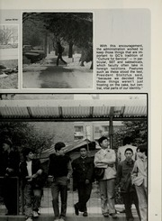 Page 15, 1986 Edition, Goshen College - Maple Leaf Yearbook (Goshen, IN) online yearbook collection