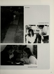 Page 17, 1986 Edition, Goshen College - Maple Leaf Yearbook (Goshen, IN) online yearbook collection
