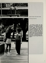Page 9, 1986 Edition, Goshen College - Maple Leaf Yearbook (Goshen, IN) online yearbook collection
