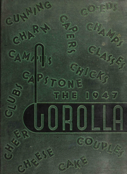 Page 1, 1947 Edition, University of Alabama - Corolla Yearbook (Tuscaloosa, AL) online yearbook collection