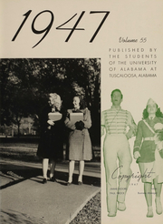 Page 16, 1947 Edition, University of Alabama - Corolla Yearbook (Tuscaloosa, AL) online yearbook collection
