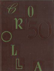 1950 Edition, University of Alabama - Corolla Yearbook (Tuscaloosa, AL)