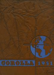 1951 Edition, University of Alabama - Corolla Yearbook (Tuscaloosa, AL)