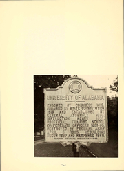 Page 6, 1968 Edition, University of Alabama - Corolla Yearbook (Tuscaloosa, AL) online yearbook collection