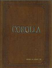 1969 Edition, University of Alabama - Corolla Yearbook (Tuscaloosa, AL)