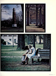 Page 15, 1976 Edition, University of Alabama - Corolla Yearbook (Tuscaloosa, AL) online yearbook collection