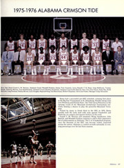 Page 201, 1976 Edition, University of Alabama - Corolla Yearbook (Tuscaloosa, AL) online yearbook collection