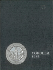 University of Alabama - Corolla Yearbook (Tuscaloosa, AL) online yearbook collection, 1981 Edition, Page 1