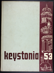 1953 Edition, Kutztown University - Keystonia Yearbook (Kutztown, PA)