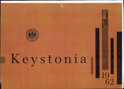 1962 Edition, Kutztown University - Keystonia Yearbook (Kutztown, PA)