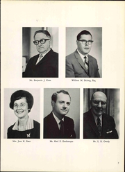 Page 13, 1969 Edition, Kutztown University - Keystonia Yearbook (Kutztown, PA) online yearbook collection