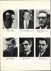 Page 16, 1969 Edition, Kutztown University - Keystonia Yearbook (Kutztown, PA) online yearbook collection