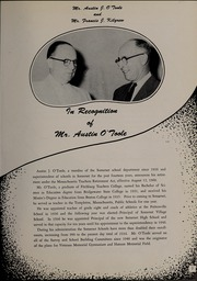 Page 11, 1961 Edition, Somerset High School - Raider / Memoirs Yearbook (Somerset, MA) online yearbook collection