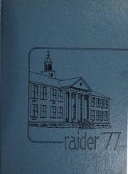 Somerset High School - Raider / Memoirs Yearbook (Somerset, MA) online yearbook collection, 1977 Edition, Page 1