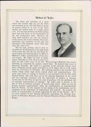 Page 15, 1921 Edition, Lincoln High School - Links Yearbook (Lincoln, NE) online yearbook collection