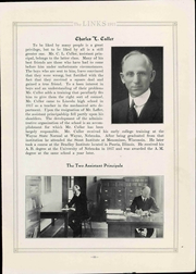 Page 17, 1921 Edition, Lincoln High School - Links Yearbook (Lincoln, NE) online yearbook collection