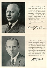 Page 12, 1936 Edition, Lincoln High School - Links Yearbook (Lincoln, NE) online yearbook collection