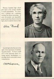 Page 13, 1936 Edition, Lincoln High School - Links Yearbook (Lincoln, NE) online yearbook collection